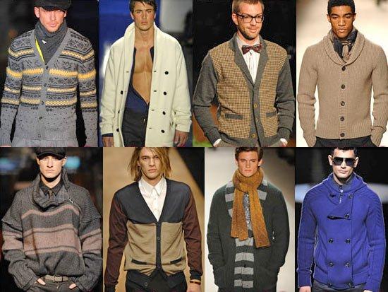 Модна чоловічий одяг у 2013 році